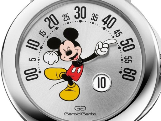 【Geneva Watch Days】BVLGARI新品速報 必搶GERALD GENTA 米奇老鼠錶!