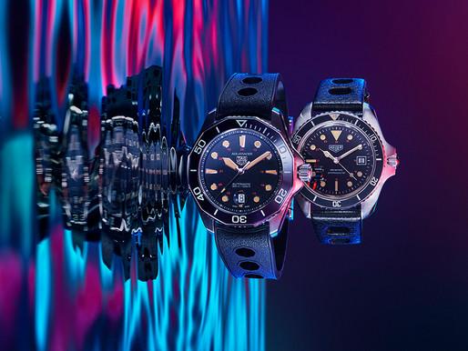 【WATCHES & WONDERS 2021】TAG HEUER Aquaracer Professional 300 強勢回歸