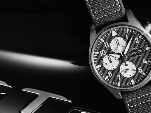 "【飛機師的新衣】IWC聯乘 Mercedes-Benz推出Pilot's Watch Chronograph Edition""AMG"""