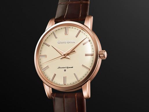 【精工140週年限量版】GRAND SEIKO推SBGW260紀念版腕錶誌慶