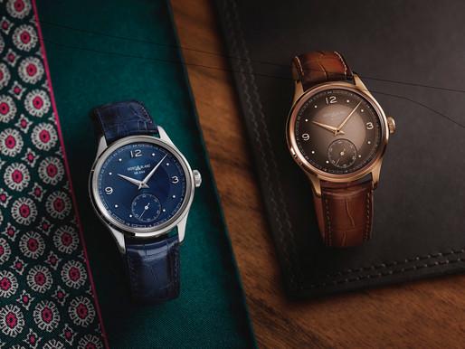 【WATCHES & WONDERS 2021】簡約而不簡單  MONTBLANC Heritage Pythagore小秒盤腕錶限量版148枚