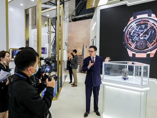 【Watches and Wonders Shanghai】陳楷遜Carson Chan親身分享錶展實況
