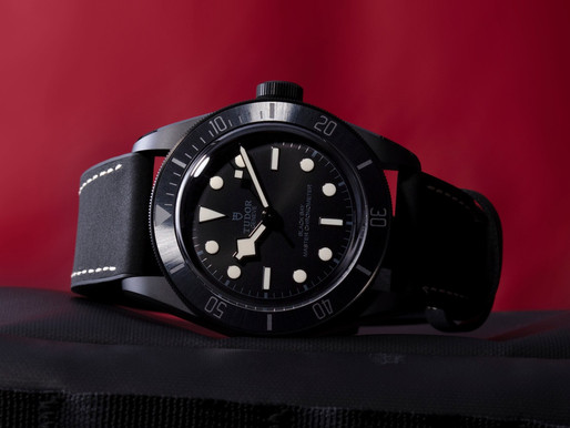 【新錶速報】 METAS認證點止得O記?TUDOR新黑魂Black Bay陶瓷腕錶防磁最強