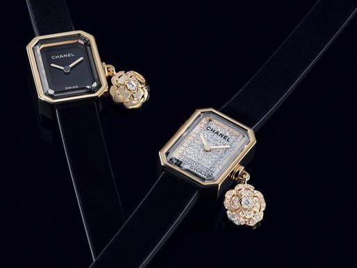 【腕上開花】CHANEL Première 山茶花腕錶系列