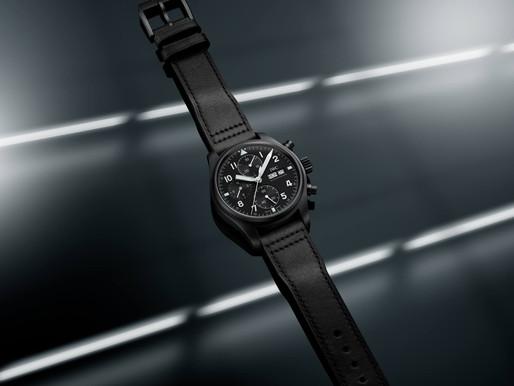 【黑魂回歸】IWC 飛行員計時腕錶「致敬3705」特別版