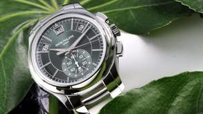 [錶王綠茵新作]PATEK PHILIPPE 兩款應時複雜功能腕錶 Ref. 5905 & Ref. 5930P