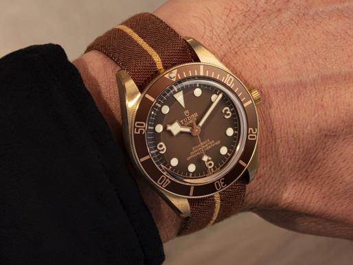 【青銅新成員】TUDOR Black Bay Fifty-Eight Bronze青銅錶