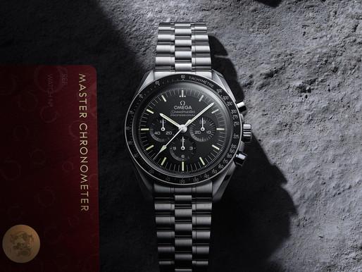 【最高認證】OMEGA超霸月球錶獲Master Chronometer認證