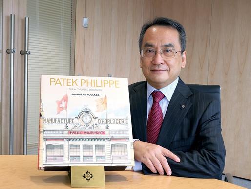 專訪PATEK PHILIPPE香港代理LIBERTAS LIMITED董事總經理劉玉麟