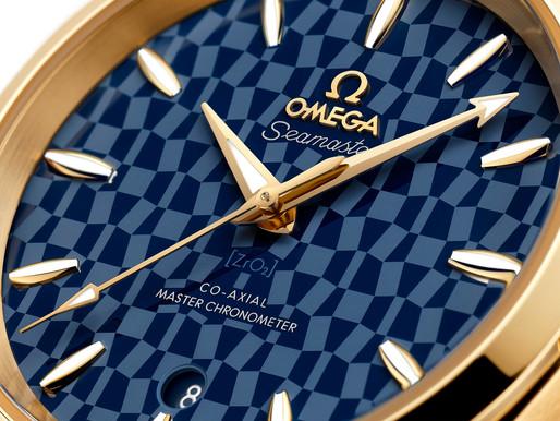 【迎戰奧運】OMEGA Seamaster Aqua Terra東京2020年奧運會腕錶致敬
