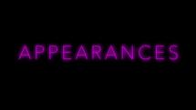 Appearances     2018
