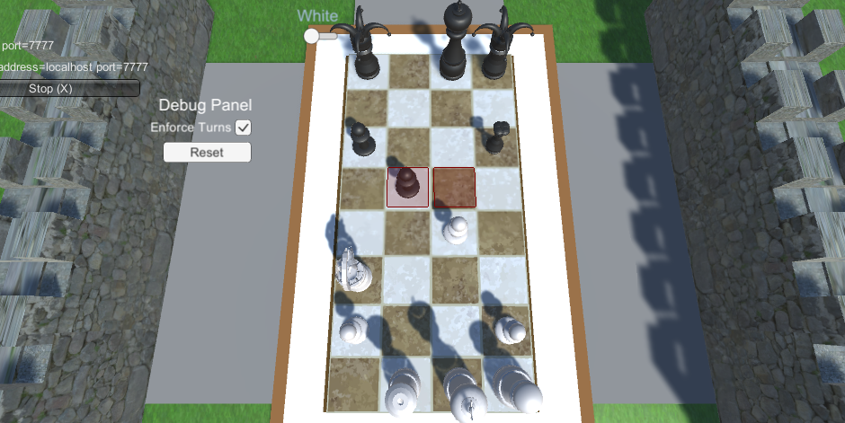 Single and Multiplayer Mini Chess Postmortem