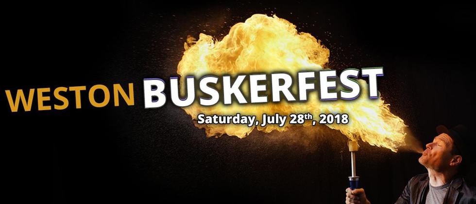 Weston Buskerfest 2018