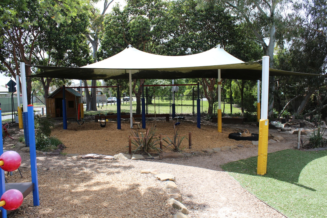 Gardens and Swings