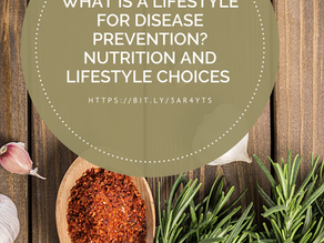 What is a Lifestyle for Disease Prevention?