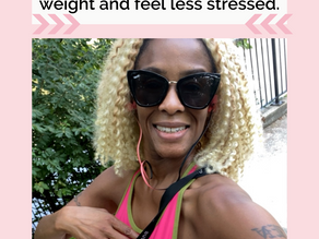 3 ways to meet your fitness and weight loss goals so you don't feel stuck and can lose weight and fe