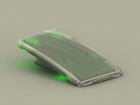 Interactive electronics enclosure concept
