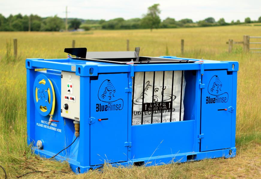 BlueRinse - Product re-development