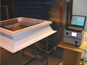 EMC testing a Powered Vent System