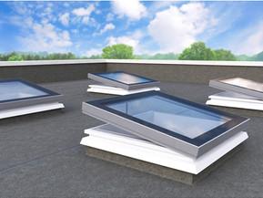 Glazed Rooflight - New Product Development
