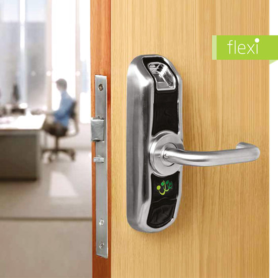 Biometric Door Lock - Design & Development for series production