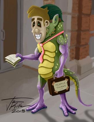 Business Lizard