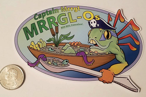 MRRGL-O Sticker