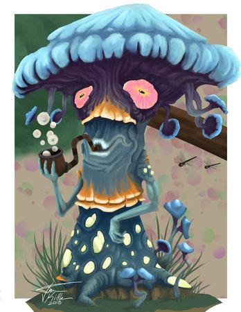 Pipe Mushroom