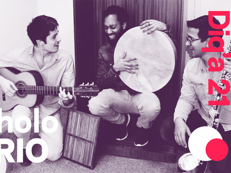 Diq'a 21 J-9 CHOLO trio/ Ti Pierre, Ti Paul