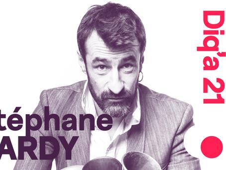 Diq'a 21 J-3 Stephane Hardy / Bleue - Musique de là et d'ailleurs, pour ici -