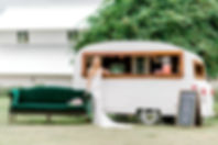 mobile bar, The Pointe, McAlester Oklahoma, Vintage Caravan