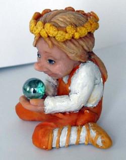 treasure of troll girl