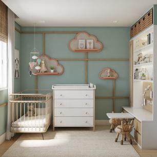 Bromley Nursery Room