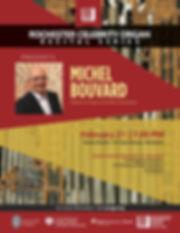 RCORS Presents Michel Bouvard Poster-pag