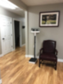 Beaumont, TX, urgent care, walk-in clinic, take in room