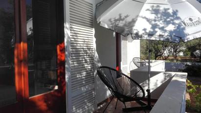 Balkone EG Schlafzimmer 2+3