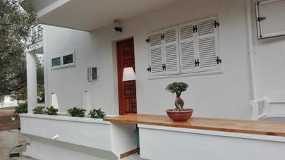 Balkon EG Küche