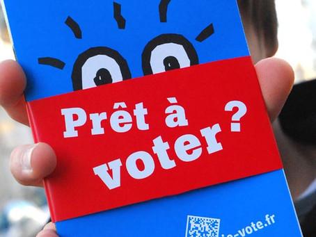 Élections municipales 2020, prêt.e à voter ?