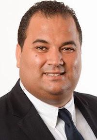 Kamel Chibli, Vice-Président de la Région Occitanie en charge de l'Éducation, de la Jeunesse et du Sport