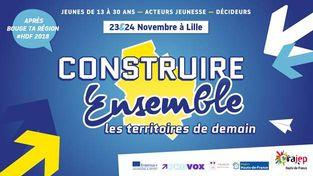 Construisons ensemble les territoires de demain avec le CRAJEP Hauts-de-France