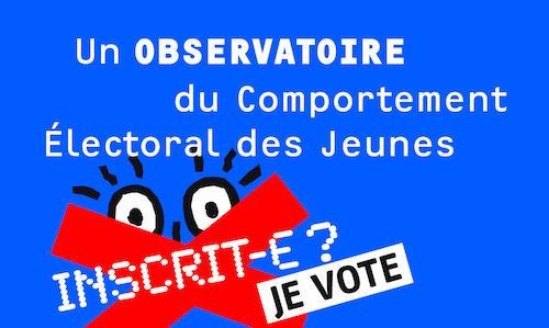 L'OBSERVATOIRE DU COMPOTEMENT ELECTORAL DES JEUNES