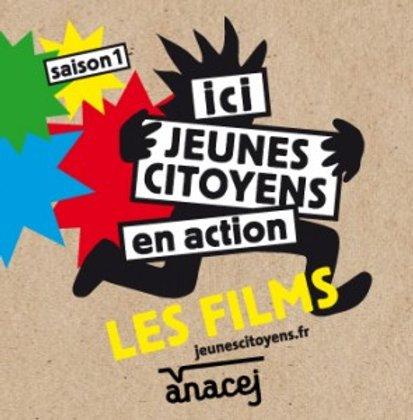 DVD - Ici, jeunes citoyens en action – Saison2