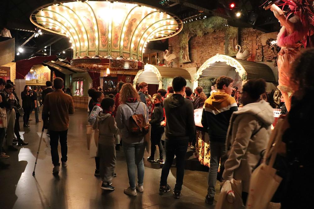 Le Théâtre du merveilleux a accuilli la grande soirée de la Dynamique de la Convention aux Actes ©Jets d'encre