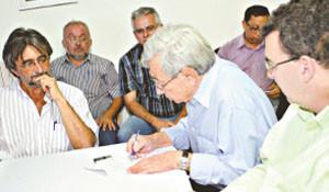 2° maior Condomínio do Brasil será no Eusébio. Empreendimento Alphaville e M. Dias Branco