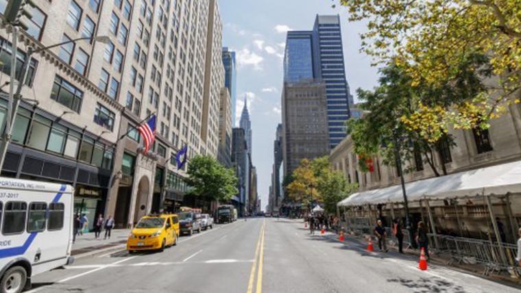 4 projetos para transformar a 42nd Street de Nova Iorque em um lugar habitável e livre de carros