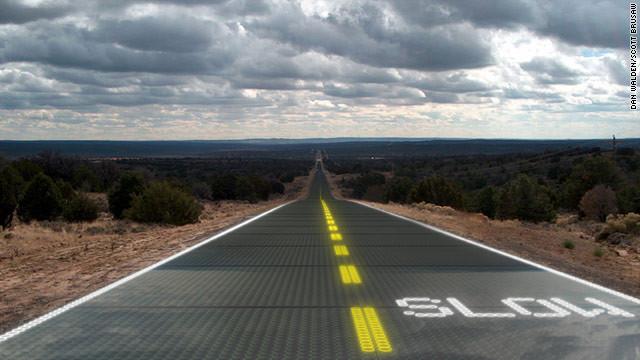 Ruas solares: uma realidade aplicável para o futuro?
