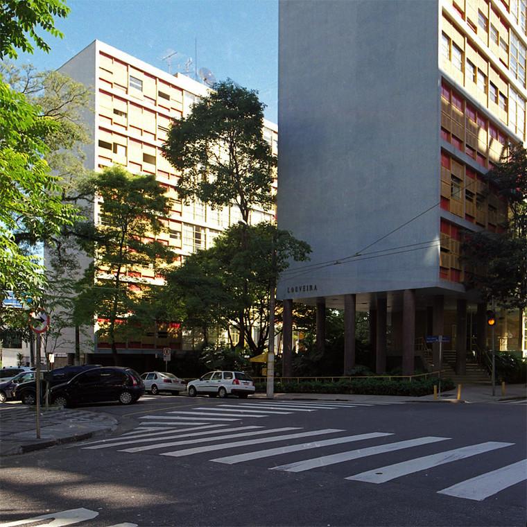 Arquitetura brasileira e o espaço público