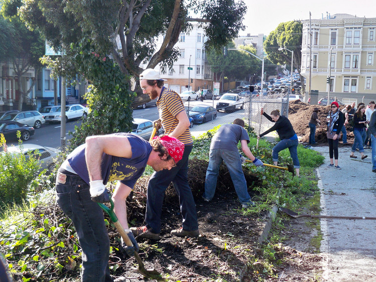 San Francisco aprova lei que diminui os impostos dos terrenos baldios que possuem hortas comunitária