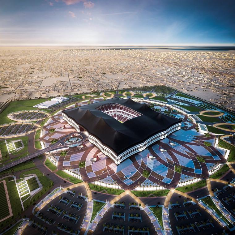 Apresentaçao do Segundo Estadio para QATAR 2022