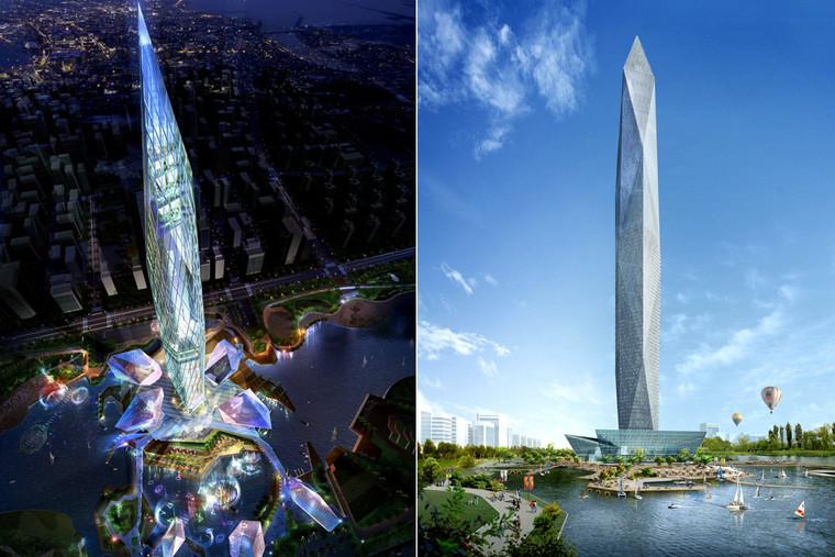 Primeira torre invisível é construída em Seul
